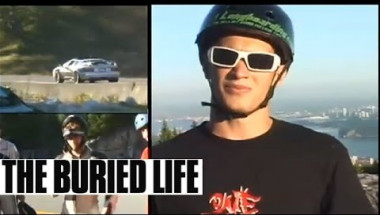 Longboarding down a Mountain | The Buried Life