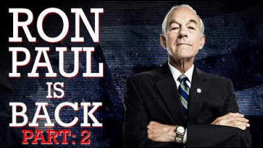 Ron Paul Is Back [Part Two] | Jesse Ventura Off The Grid - Ora TV