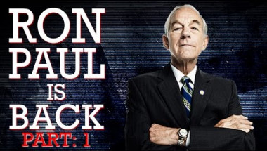 Ron Paul Is Back [Part One] | Jesse Ventura Off The Grid - Ora TV