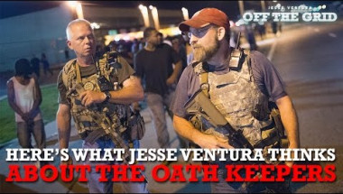 Here's What Jesse Ventura Thinks About the Oath Keepers | Jesse Ventura Off The Grid - Ora TV