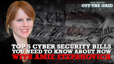 Top 5 Cyber Security Bills You Need to Know About Now with Amie Stepanovich | OTG - Ora TV