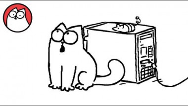 Cat & Mouse - Simon's Cat