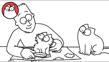 Pawtrait - Simon's Cat