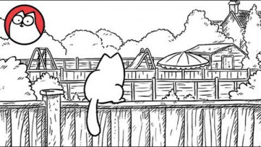 Beyond the Fence - Simon's Cat UK TV Advert