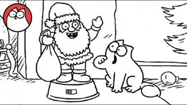 Christmas Presence (Part 1) - Simon's Cat