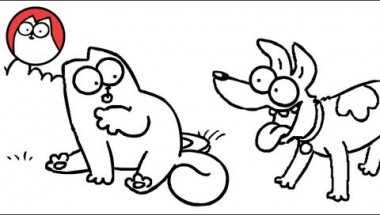 Fetch - Simon's Cat
