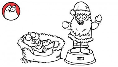 Christmas Presence (Part 2) - Simon's Cat