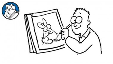 Simon Draws: Rabbits