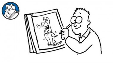 Simon Draws: The Dog