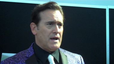 Bruce Campbell at NY Comic Con