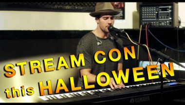 PERFORMING AT STREAM CON THIS HALLOWEEN!