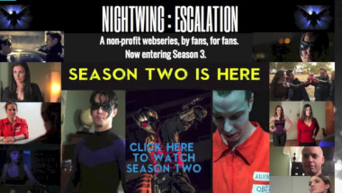 Nightwing Escalation - Fan Series