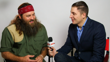 Duck Dynasty's Willie Robertson Talks About the Political Landscape in Studio