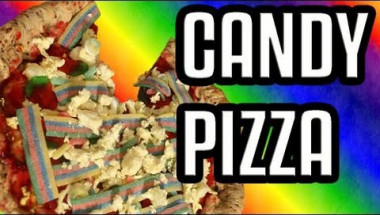 Candy Pizza - Epic Meal Time