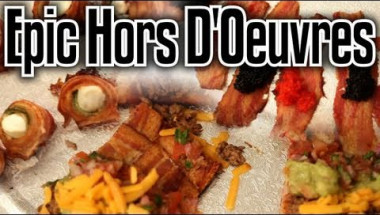 Epic Hors D'Oeuvres - Epic Meal Time