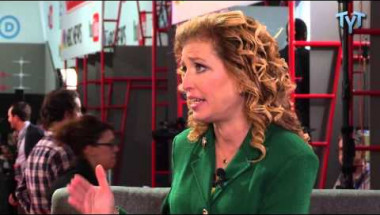 Debbie Wasserman-Schultz Interview With The Young Turks At The Democratic Debate