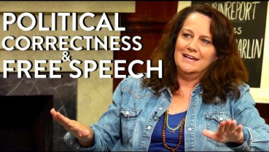George Carlin's Views on Political Correctness, Free Speech (Kelly Carlin Interview)