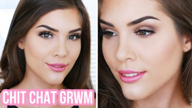 Chit Chat GRWM: CHANGING MY NAME, MY BOYFRIEND, MOVING