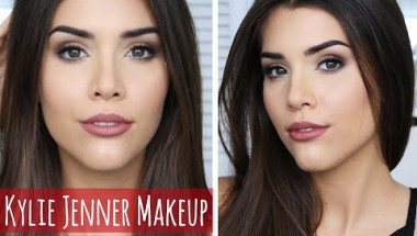 Kylie Jenner Inspired Everyday  Makeup Tutorial