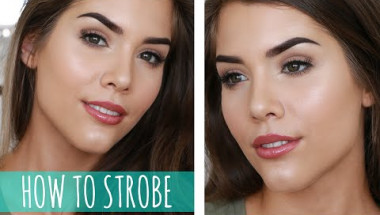 STROBING Makeup Tutorial for OILY SKIN!