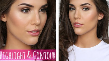 HOW TO HIGHLIGHT AND CONTOUR FOR BEGINNERS!