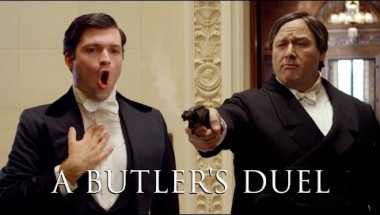 How British Butlers Duel ('The Britishes' with Will Sasso)