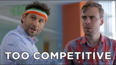 The Guy Who's Way Too Competitive (with Jeremy Sisto)
