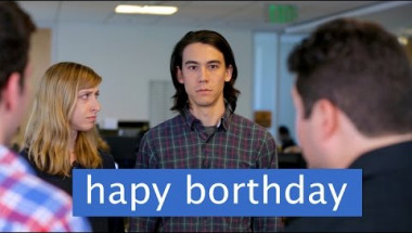 If People Said Happy Birthday Like They Do On Facebook