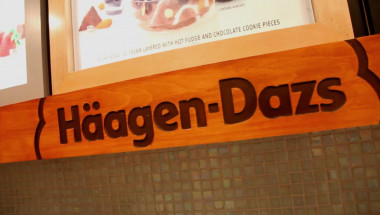 Haagen Dazs, America's First Pizzeria, Charcoal Briquettes